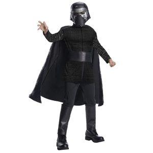 NEW Star Wars The Last Jedi Kylo Ren Child Costume